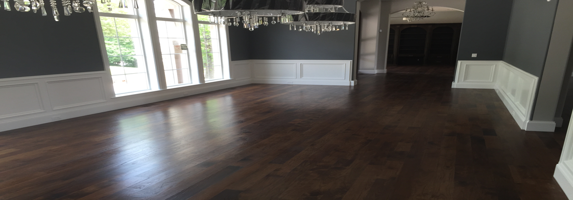 An Understanding & Appreciation of Hardwood Flooring Installation